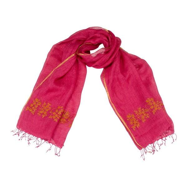 Šátek Tabea Pink