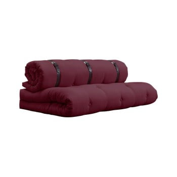 Canapea extensibilă Karup Design Buckle Up Bordeaux de la Karup Design