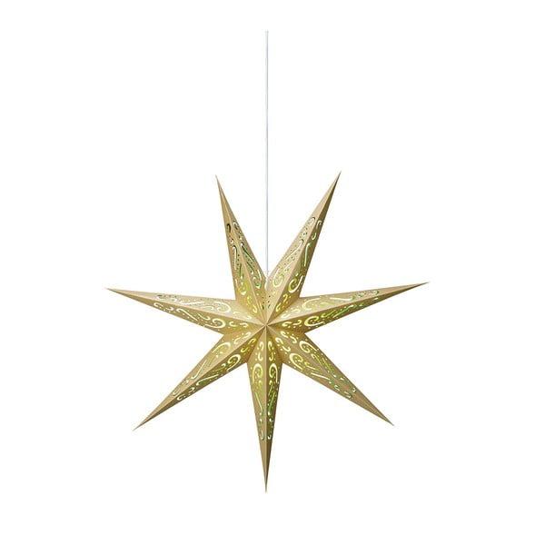 Elin Green aranyszínű, függő dekorációs világítás, ø 75 cm - Markslöjd