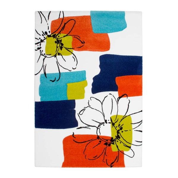 Koberec Lifestyle 116 white, 80x150 cm