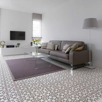 Autocolant pentru podea Ambiance Rosaria 40 x 40 cm