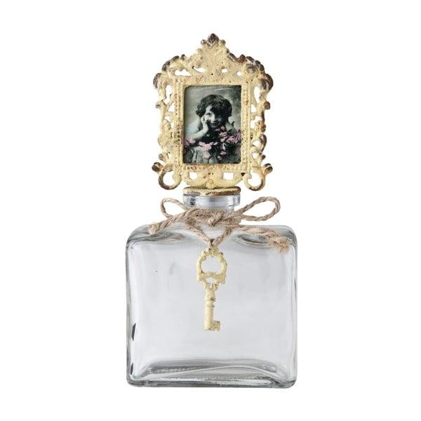Dekorativní lahev s fotorámečkem Vintage