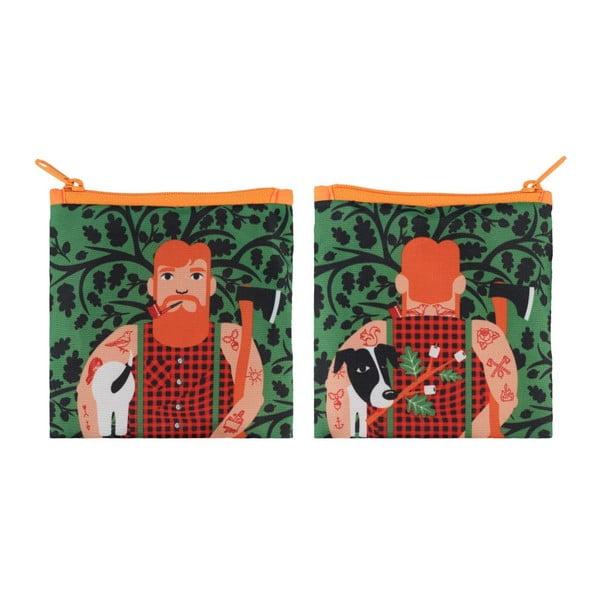 Skládací nákupní taška Lumber Jack by Cristina Caramida