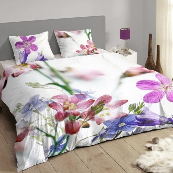 Povlečení Muller Textiel Descanso Feline Multi, 200x200cm