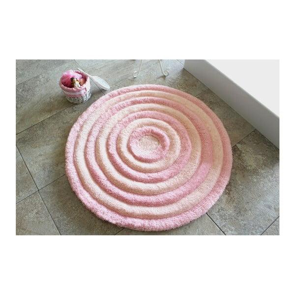 Alessia Round Powder fürdőszobai kilépő, Ø 90 cm