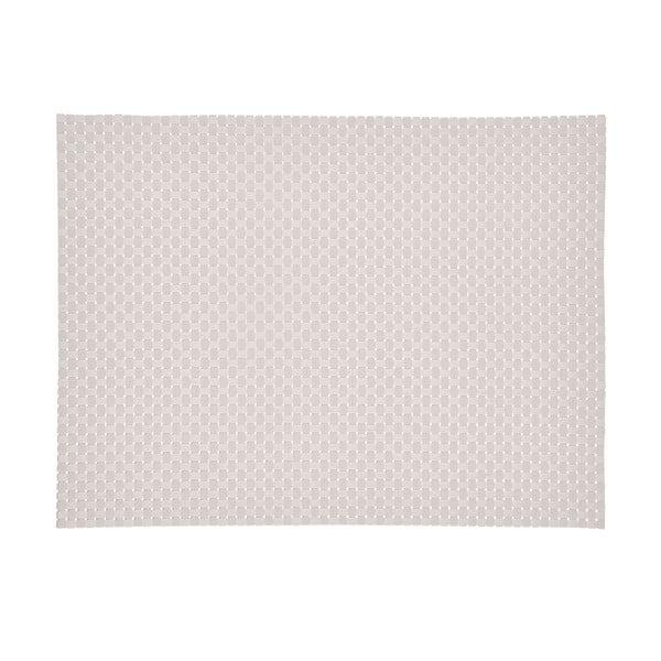 Prostírání Zone, světle šedé 40x30 cm