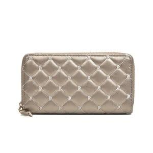 Béžová peněženka RobertaM Silvia