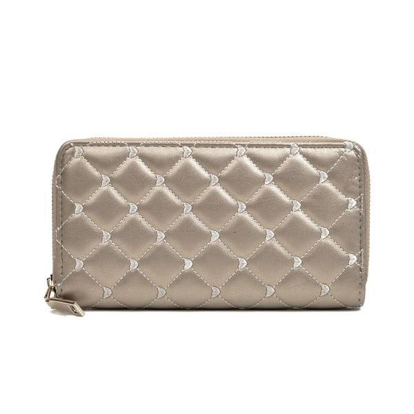 Béžová peňaženka Roberta M Silvia