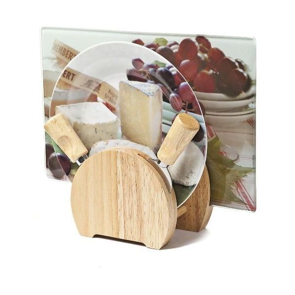 Set na servírování sýra Utilinox Serving