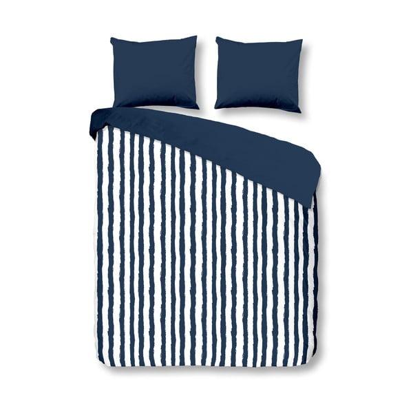 Povlečení Blue Stripes, 140x200 cm