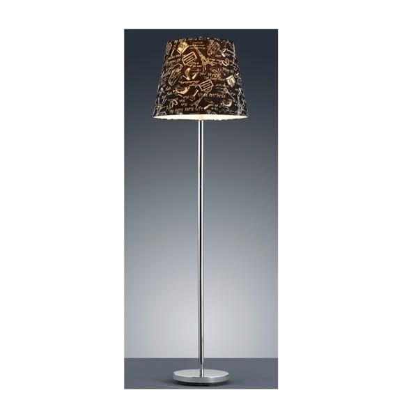 Stojací lampa Serie 3016 Blah, hnědá