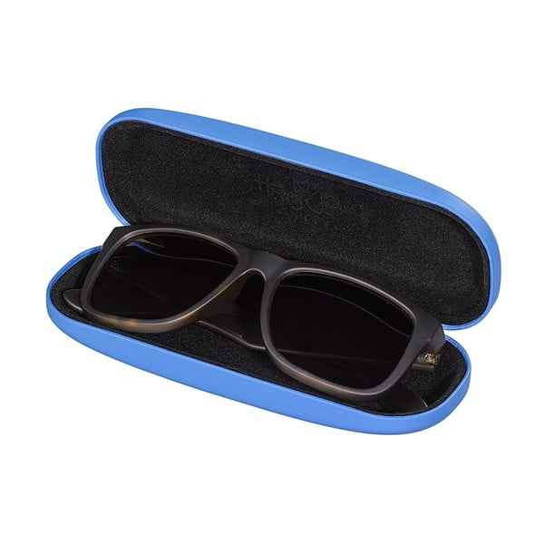 Modré pouzdro na brýle Happy Jackson See My Glasses