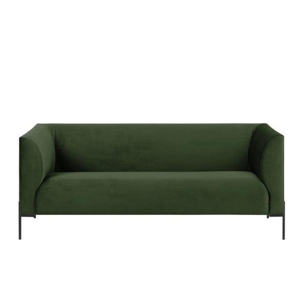 Canapea cu 2 locuri Actona Ontario, verde
