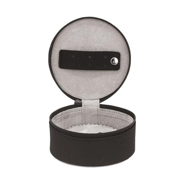 Šperkovnice Elegance Black, 10x10x5 cm