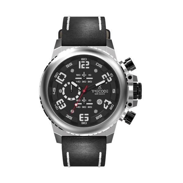 Pánské hodinky Everest 1953, Metallic/Black