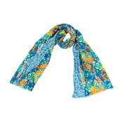 Šátek s příměsí hedvábí Shirin Sehan - Sabrina