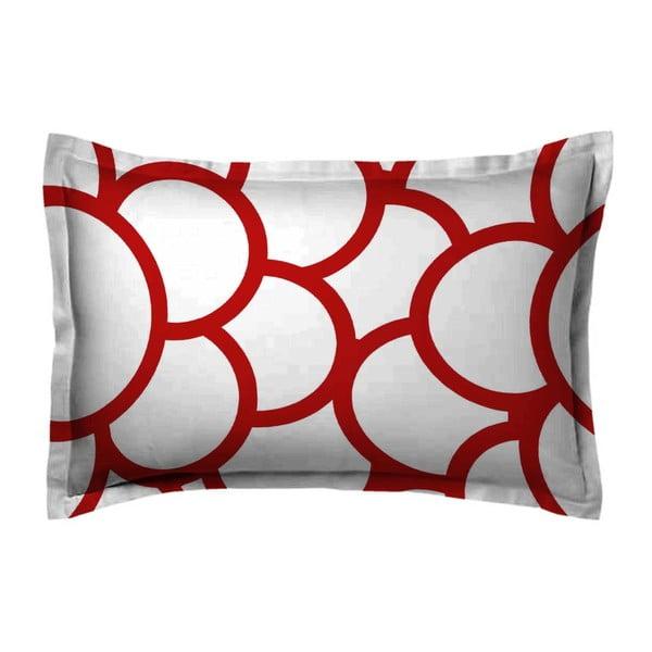 Povlak na polštář Moa Rojo, 70x80 cm
