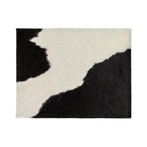Prostírání z hovězí kůže Arctic Fur Tira, 45x35cm