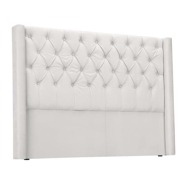 Tăblie pentru pat Windsor & Co Sofas Queen, 176 x 120 cm, alb
