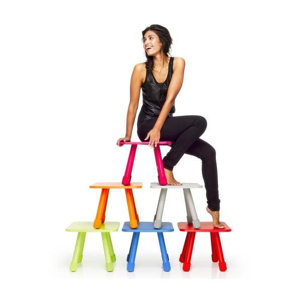 Fatboy multifunkční stolek Tablitski, červený