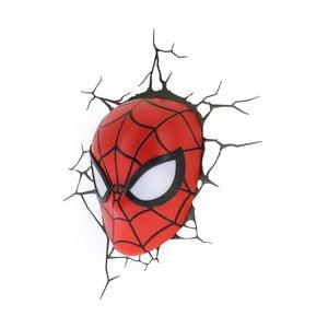 Dětské 3D světlo na zeď Spiderman