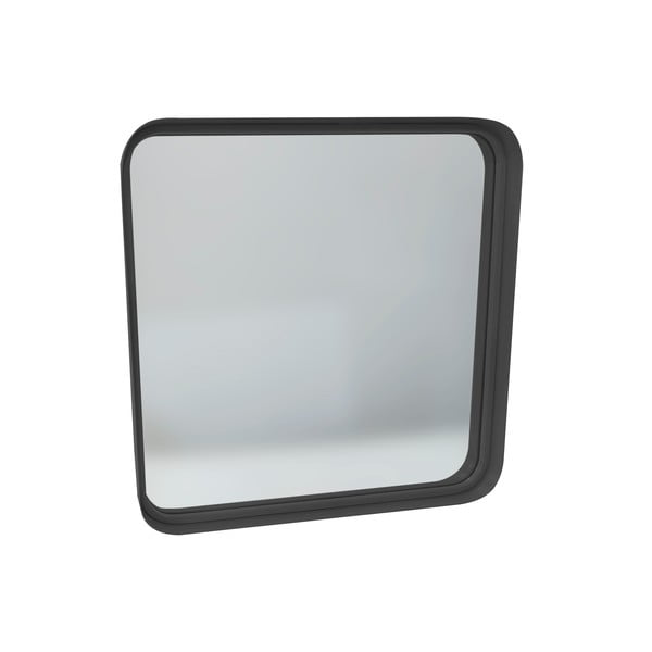 Oglindă PT LIVING Vougue, 51x51cm, negru