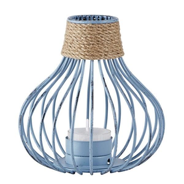 Stojánek na čajovou svíčku Light Blue
