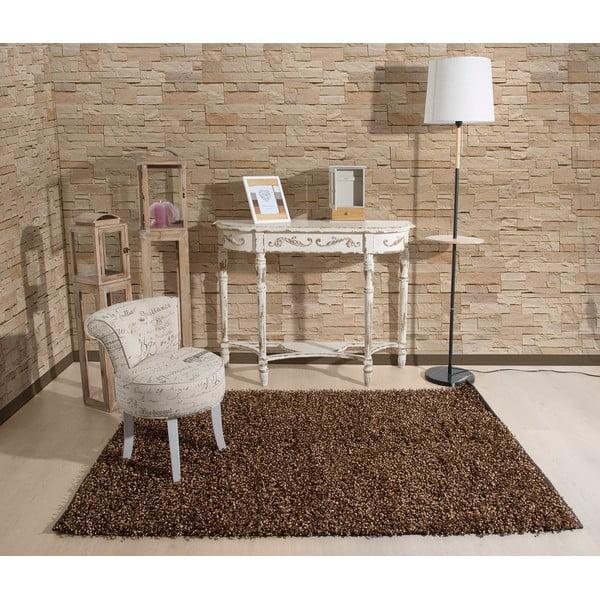Zakulacený konzolový stolek Lyon, 107 cm