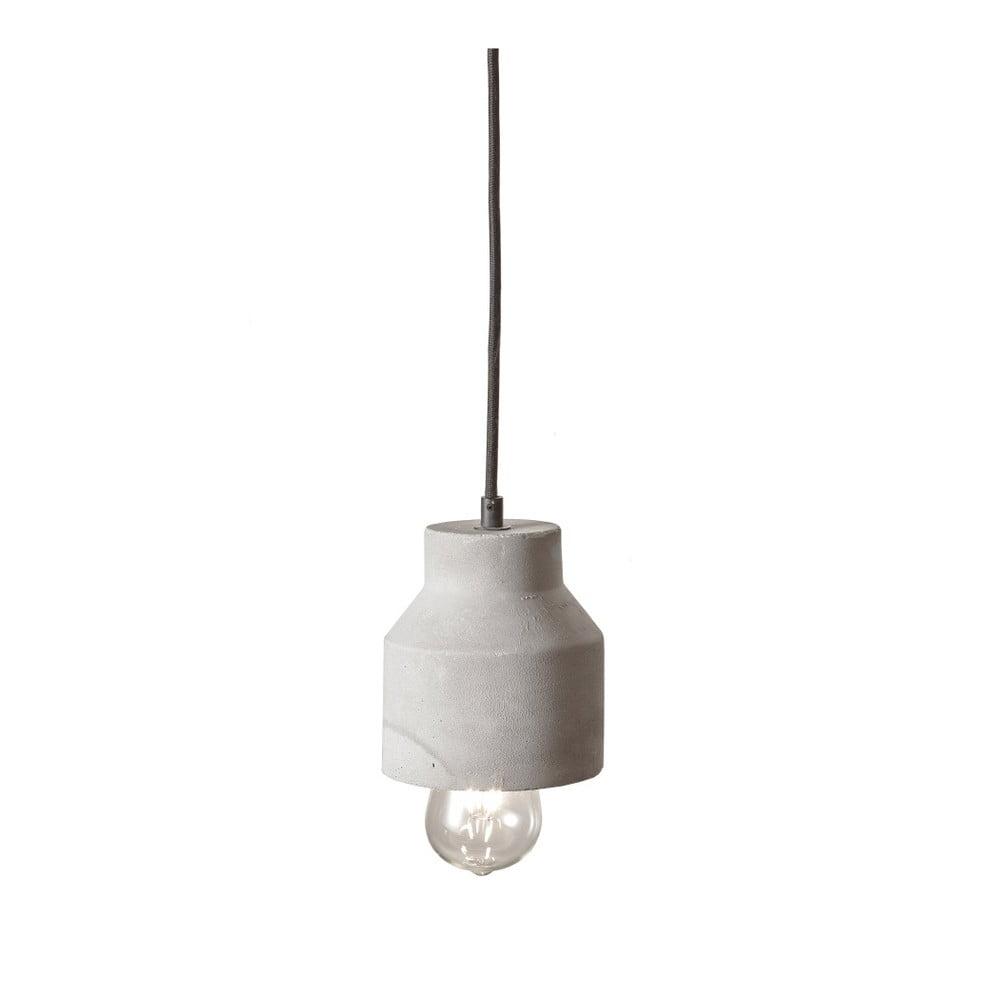 Závěsné svítidlo s betonovým stínidlem MEME Design Tatius