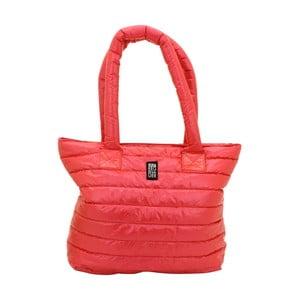 Červená taška na rameno Friedrich Lederwaren Susa, 44x13cm