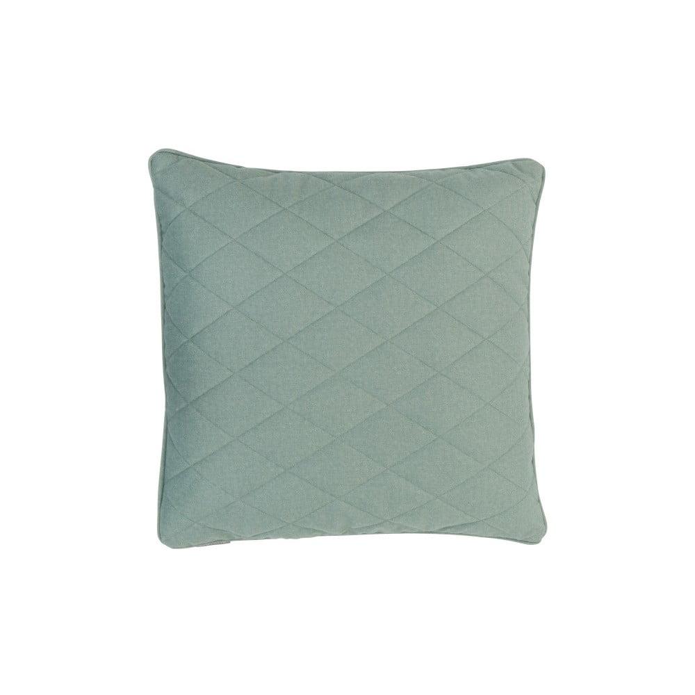 Mentolově zelený polštář s výplní Zuiver Diamond, 50x50cm