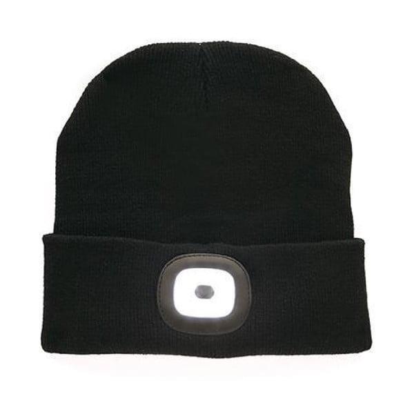 Căciulă cu LED Kikkerland Hat