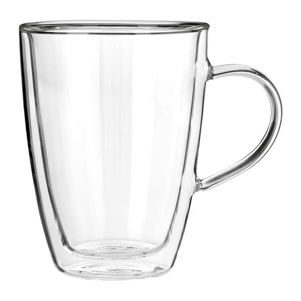Szklanka z podwójną ścianką Premier Housewares Double Wall, 330 ml