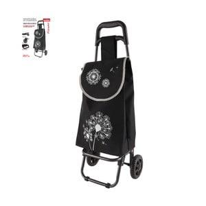 Nákupní taška na kolečkách Orion Flower
