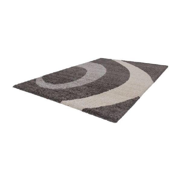 Koberec Moonwalk 3739 Silver, 170x60 cm