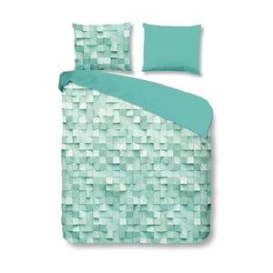 Lenjerie de pat din bumbac Mundotextil Geometric, 140 x 200 cm