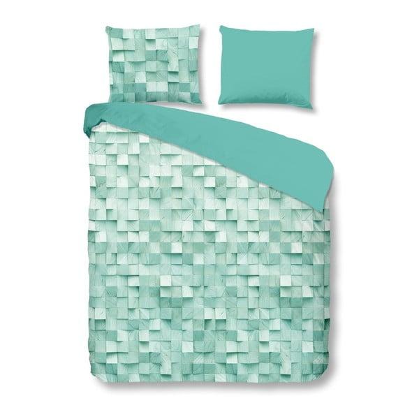Povlečení z bavlny na dvoulůžko Muller Textiels Geometric,240x200cm