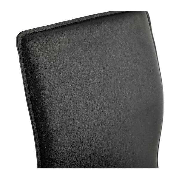 Černá barová židle Kokoon Soho