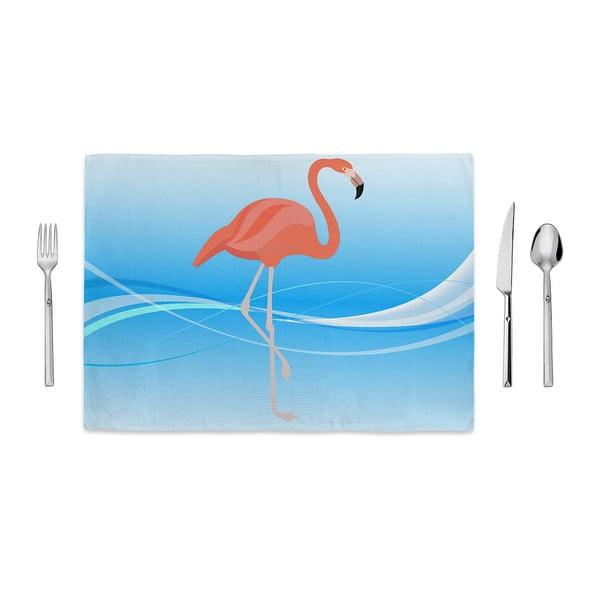 Prostírání Home de Bleu One Flamingo, 35x49cm