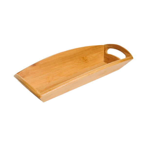 Bambusowy koszyk na chleb Bambum Seppe, dł. 32 cm