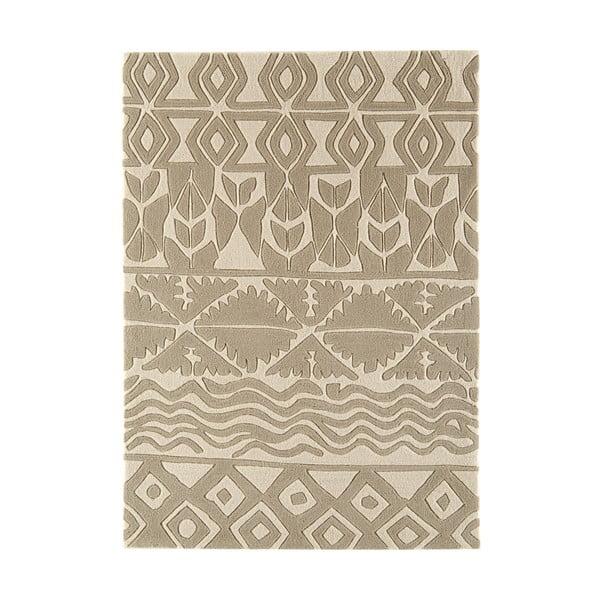 Koberec Asiatic Carpets Harlequin Symbols Grey, 120x170 cm