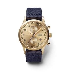Unisex hodinky s koženým řemínkem Triwa Lansen