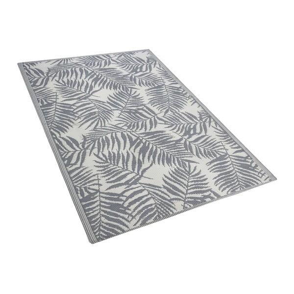Ciemnożółty dywan zewnętrzny Monobeli Casma, 120x170 cm