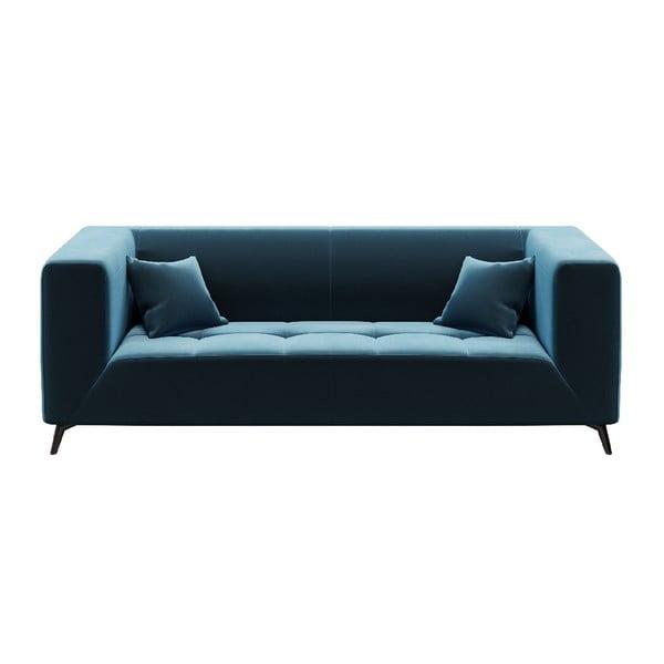 Toro háromszemélyes kék kanapé - MESONICA