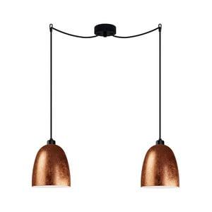 Dvojité světlo AWA Elementary copper/black
