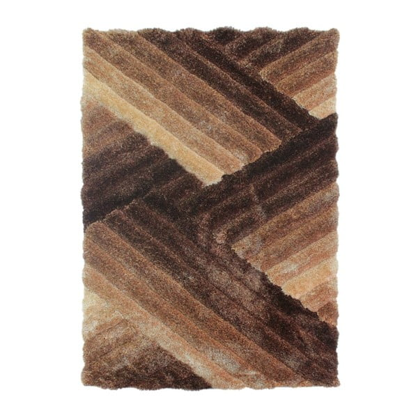 Koberec Flair Rugs Ascent Lattice Clay, 160 x 230 cm