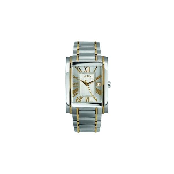 Pánské hodinky Alfex 56672 Metallic/Metallic