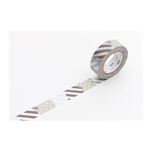Washi páska MT Masking Tape Corine, návin10m