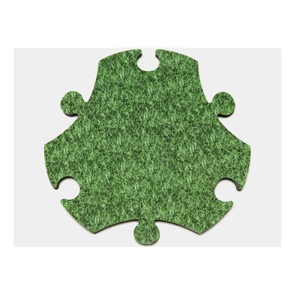 Koberec Puzzle Carpet tráva, 1 ks