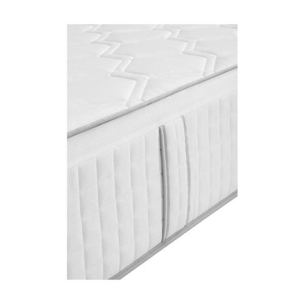 Taštičková matrace s paměťovou pěnou Palaces de France Royal,200x200cm